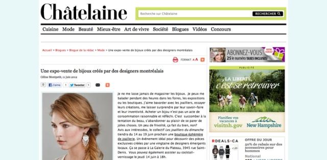 BlogueChatelaineEntete